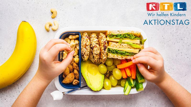 Bei der Befüllung der Brotdose sollten Eltern die Essensvorlieben der Kinder berücksichtigen.