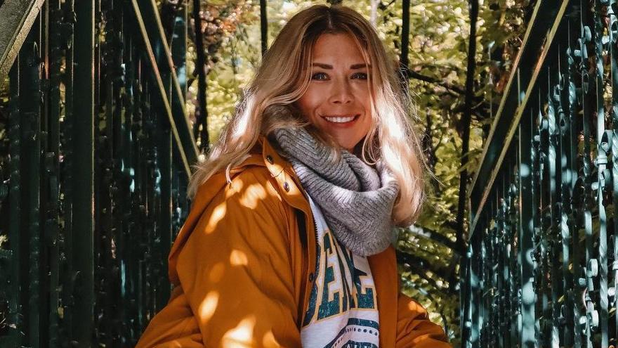 Tanja Szewczenko meldet sich mit einem Still-Update bei ihren Fans.