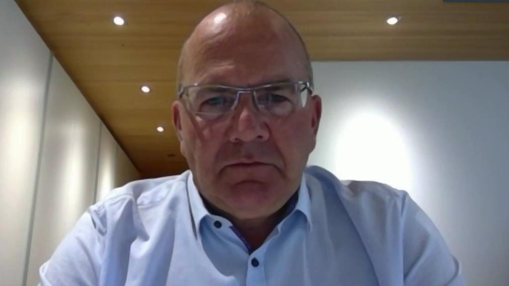 Eugen Nigsch, Geschäftsführer der Seilbahn Koblenz