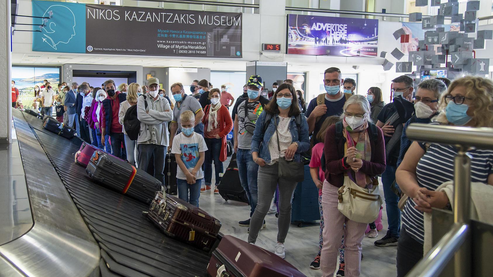 Start der Tourismus-Saison in Griechenland