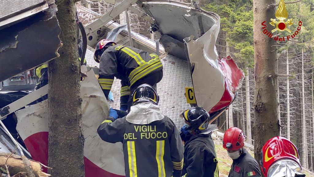 Selbst die Rettungskräfte sollen vor Ort geweint haben