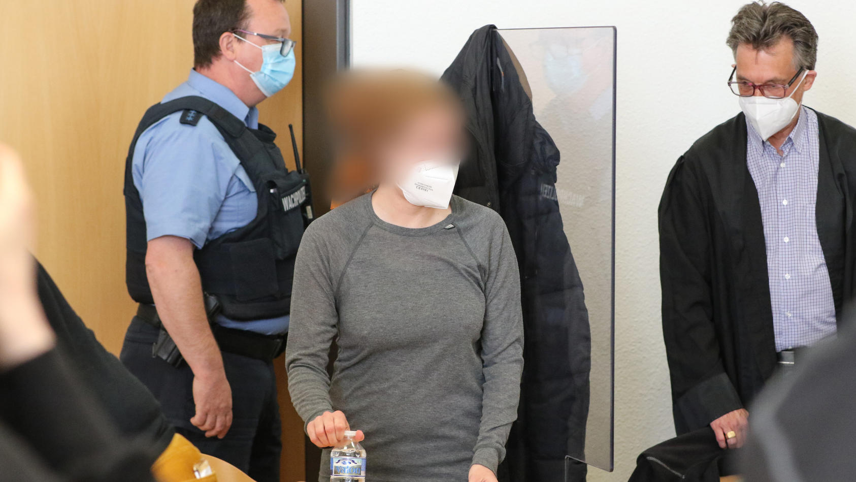 Prozess gegen Aktivistin aus dem Dannenröder Forst beginnt