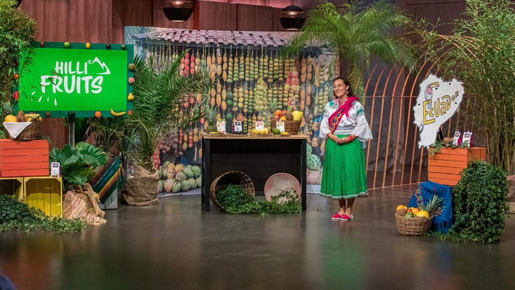 """""""Hilli Fruits"""": Fruchtpüree aus Ecuador"""