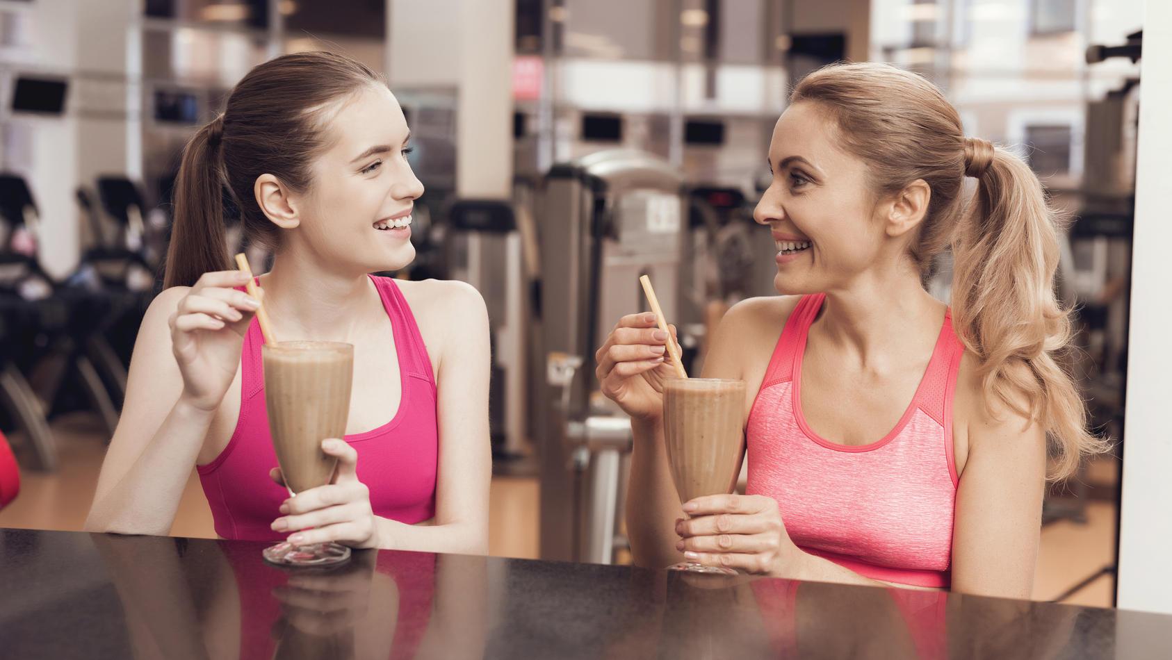 Proteinriegel, Eiweiß-Shakes und sonstige Food-Trends