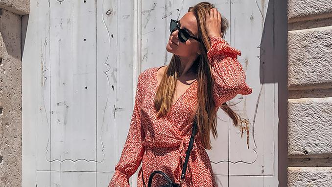 Figurwunder Wickelkleid: Diese Modelle tragen wir im Sommer 2021.
