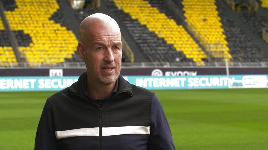 BVB-Geschäftsführer Carsten Cramer