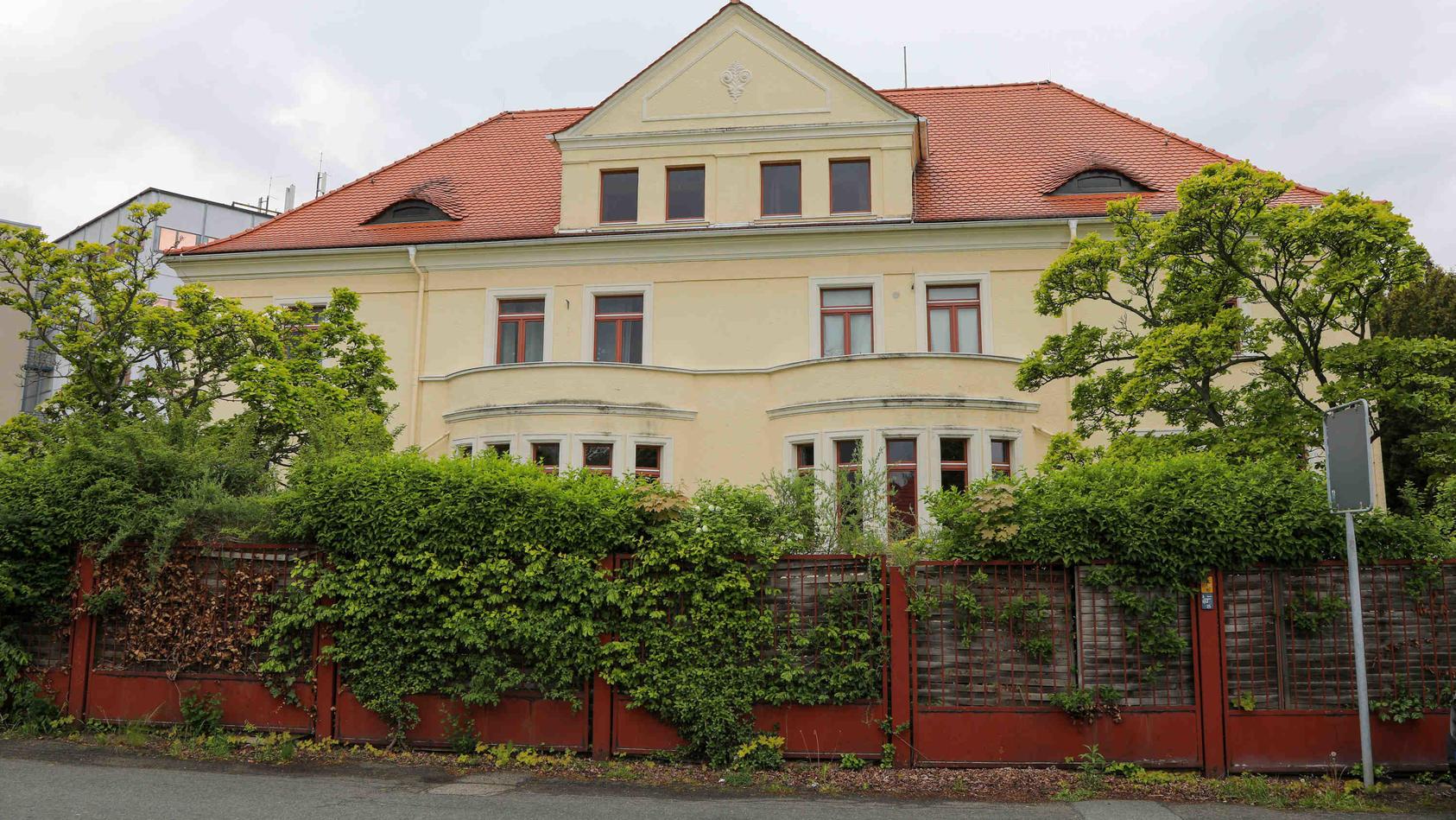 Dieses Görlitzer Wohnhaus war einst ein Puff - zum Leidwesen der heutigen Bewohner.