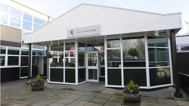 Eine Schülerin der Valley Park School in Maidstone, Kent wurde aufgrund eines Toilettenbesuchs bestraft.