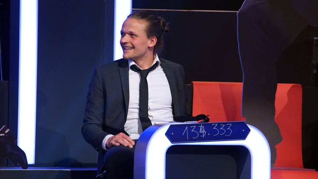 Die 1.000 Euro sind gestrichen! Janos Pigerl kann sich über eine Gewinnsumme von 133.333 Euro freuen.