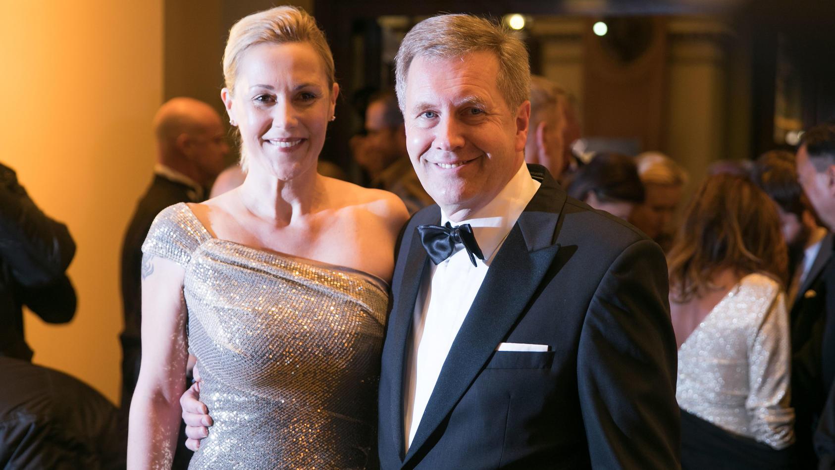 Bettina und Christian Wulff geben ihrer Liebe eine dritte Chance. Kann das wirklich funktionieren?