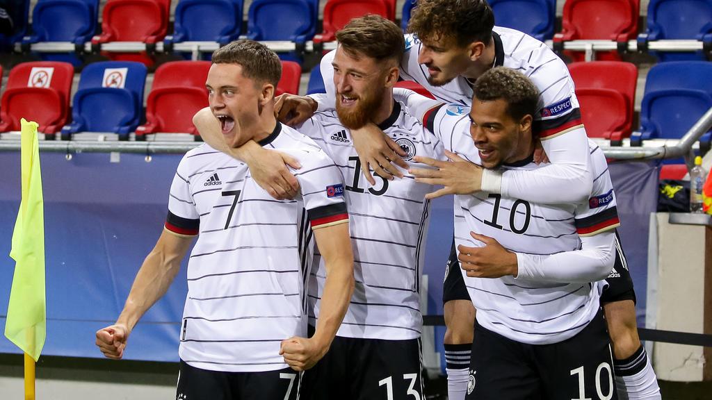 Deutschlands U21 ist Europameister
