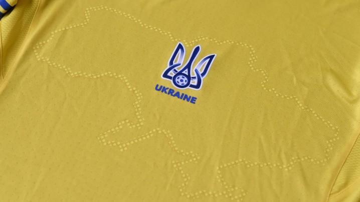 Das brisante Detail am EM-Trikot der Ukraine.