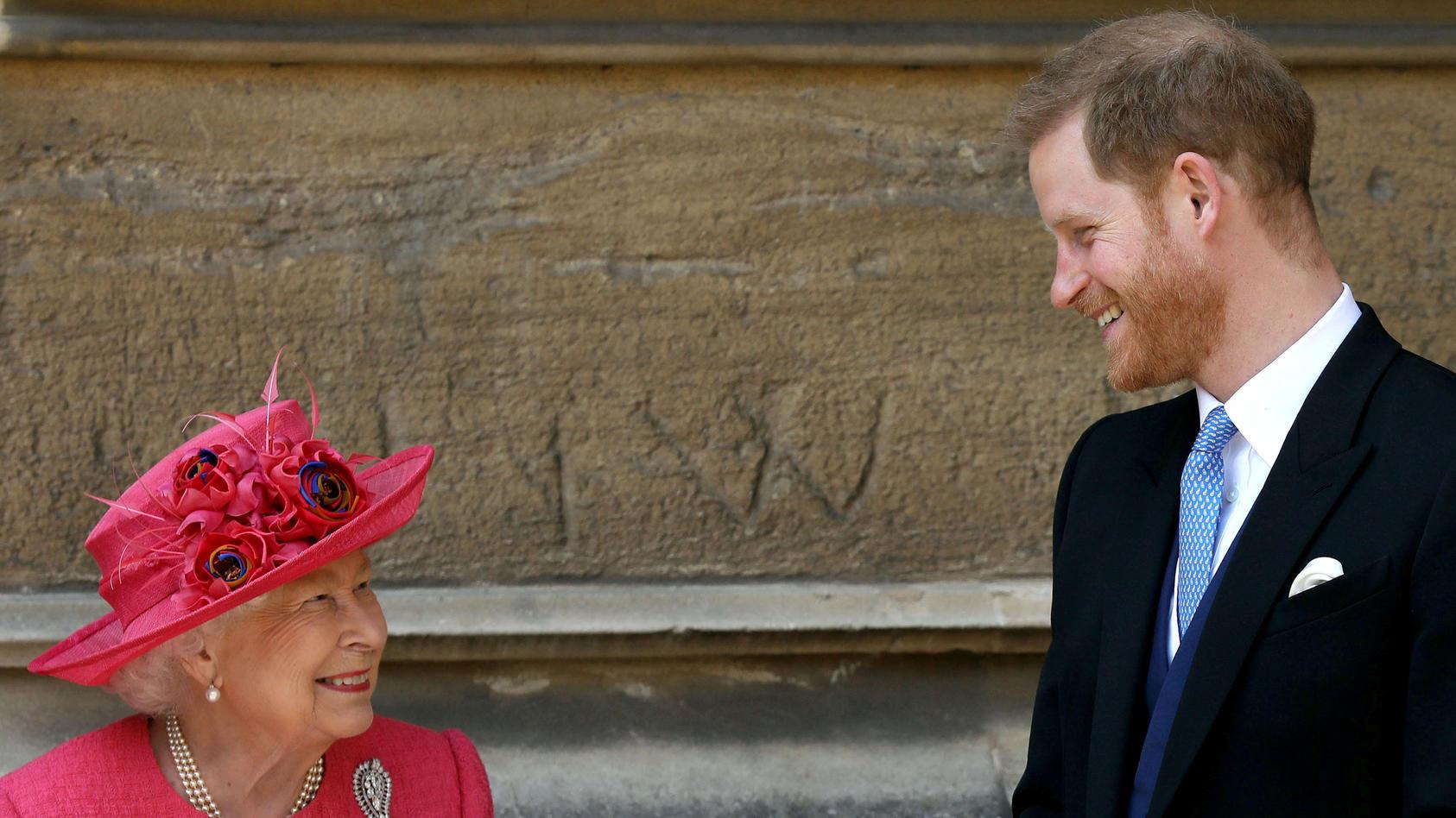 Treffen sich die Queen und Prinz Harry schon bald zum Krisengespräch?