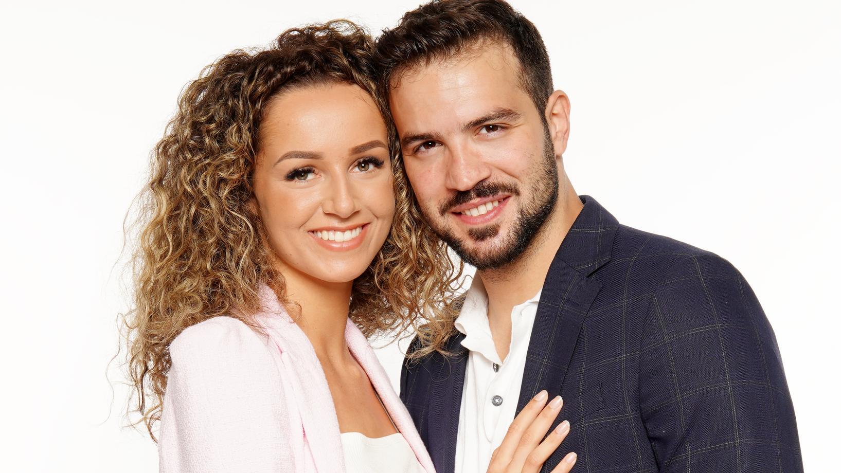 """Samira und Yasin Cilingir ziehen ins """"Sommerhaus der Stars"""" ein."""