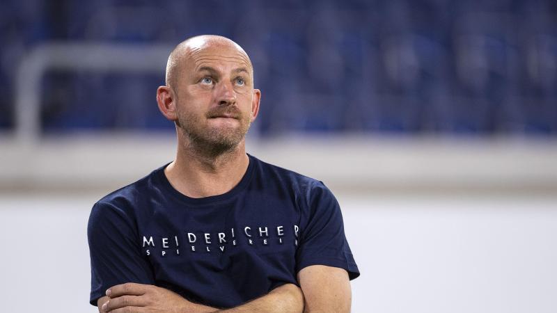 Übernimmt den Trainerposten bei Darmstadt 98: Torsten Lieberknecht. Foto: Marius Becker/dpa