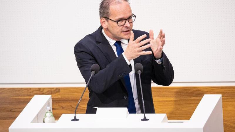 Niedersachsens Kultusminister Grant Hendrik Tonne (SPD) warnt vor den Folgen des Home-Schoolings