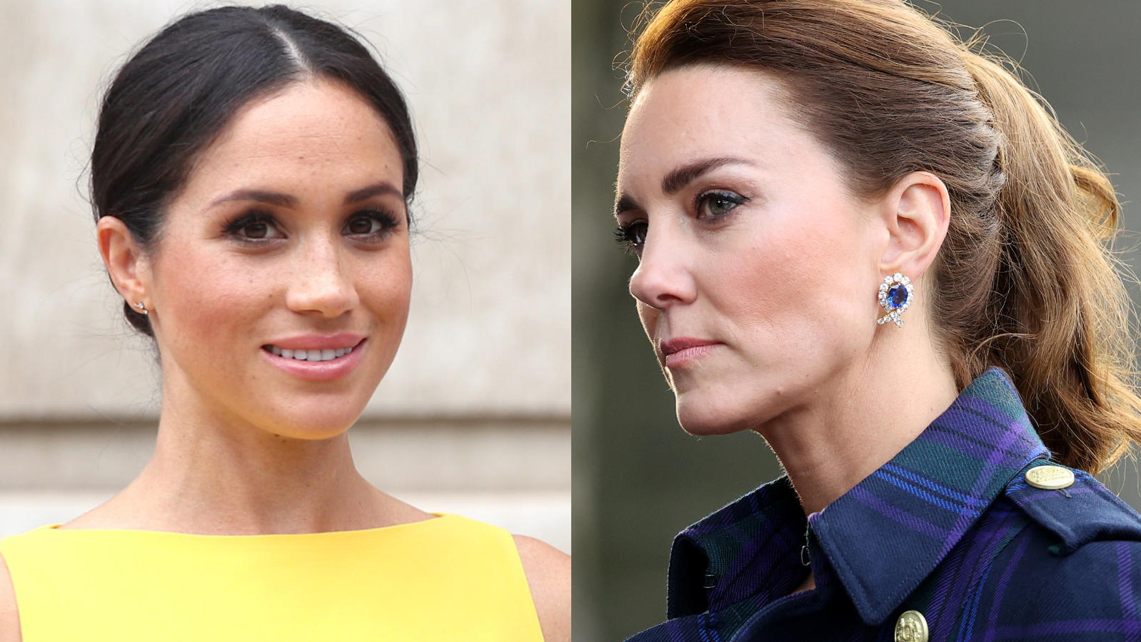 Herzogin Meghan soll bei Herzogin Kate angerufen haben.