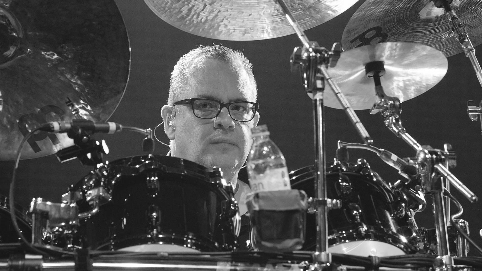 Martin Stoeck (†57) spielte von 1995 bis 2015 für die Band PUR.