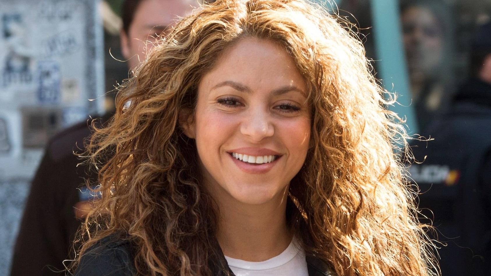 Shakira zeigt seltene Aufnahmen von ihrem Nachwuchs.