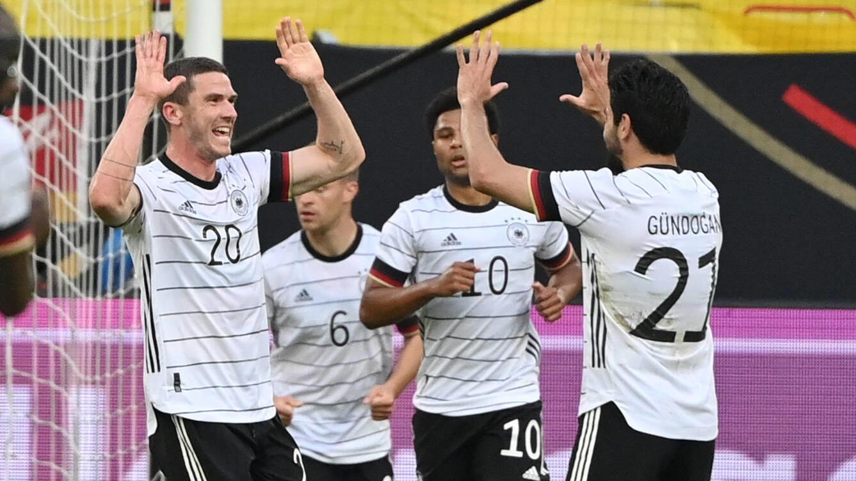Die deutsche Nationalmannschaft bei der EM 2021 - Alle EM-Infos im Überblick