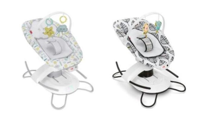 Mehrere Babywippen von Mattel werden derzeit zurückgerufen.