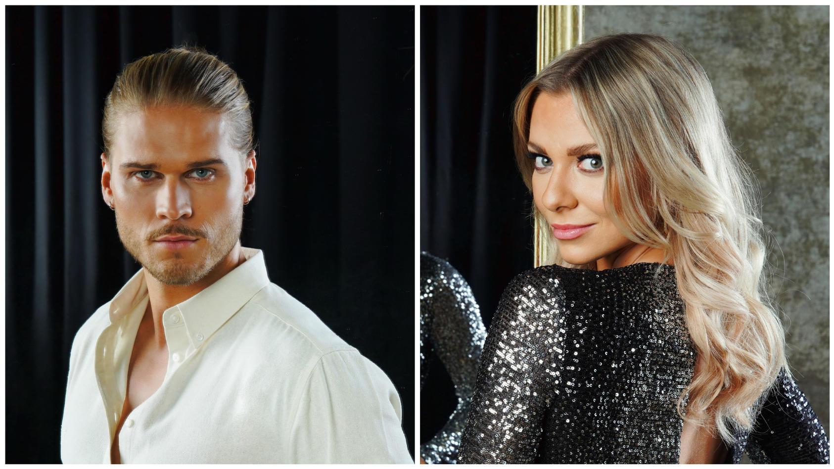 Immer wieder kochen Gerüchte hoch, Rúrik Gíslason und Valentina Pahde seien ein Paar.