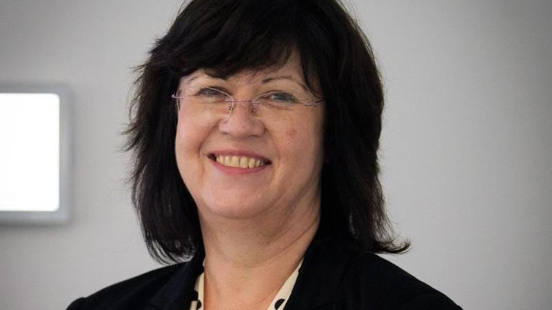 Christine Herntier (parteilos). Foto: Soeren Stache/dpa-Zentraqlbild/dpa/Archivbild
