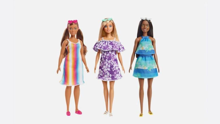 Mattel bringt Barbie Loves the Ocean auf den Markt.