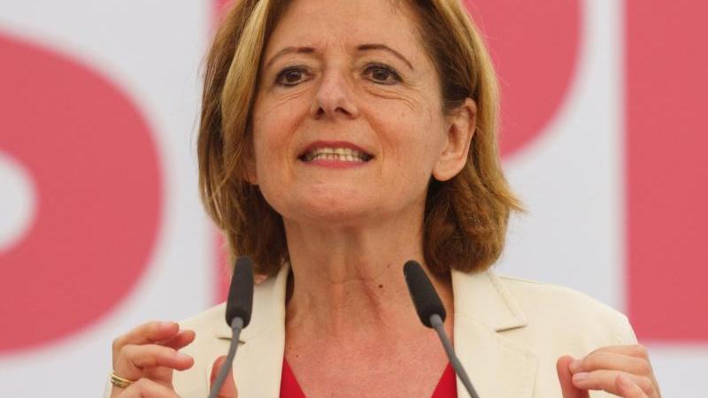 Ministerpräsidentin Malu Dreyer (SPD). Foto: Frank Rumpenhorst/dpa