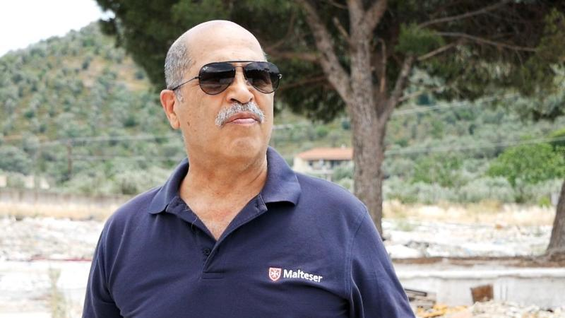 Der Leiter der Malteser-Flüchtlingshilfe in Rheinland-Pfalz und Hessen, Behrouz Asadi. Foto: Malteser-Flüchtlingshilfe/dpa/Archivbild