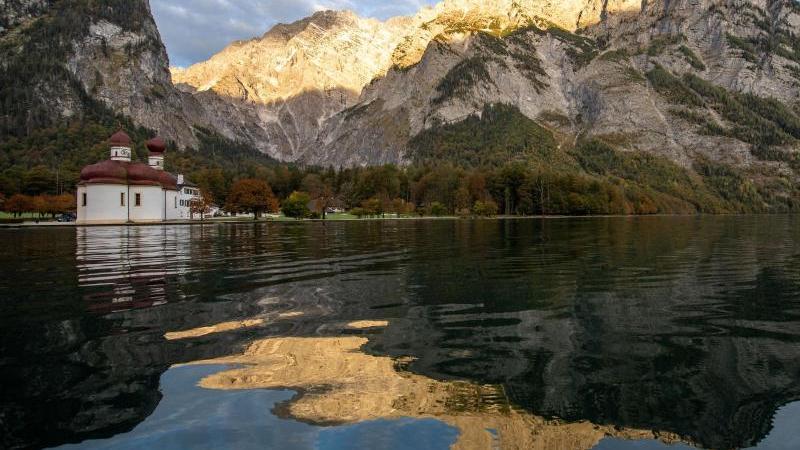 Königssee in Berchtesgaden. Foto: Lino Mirgeler/dpa/Archivbild