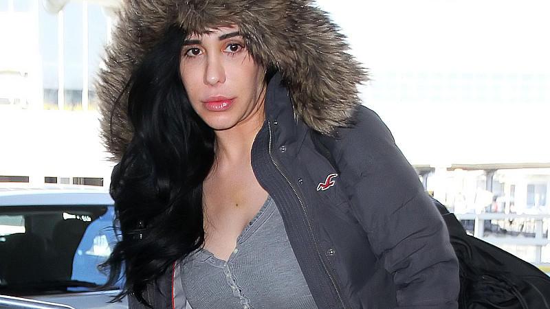 Nadya Suleman hat 2009 Achtlinge zur Welt gebracht - seitdem wird sie in den Medien 'Octomom' genannt.