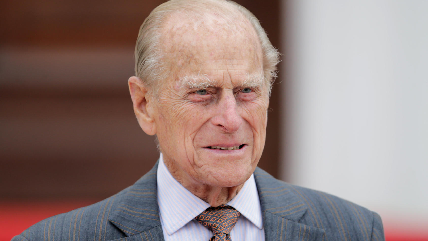 Prinz Philip ist im April 2021 gestorben