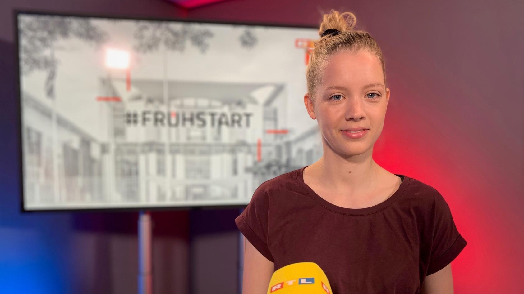 Fridays-for-Future-Sprecherin Carla Reemtsma