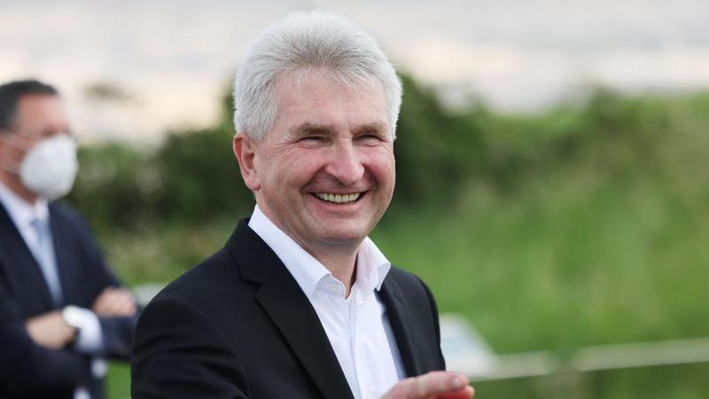 Wirtschaftsminister Andreas Pinkwart. Foto: Oliver Berg/dpa