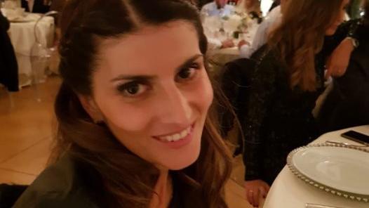 Christina Rosi fiel ins Koma, als sie im siebten Monat schwanger war.