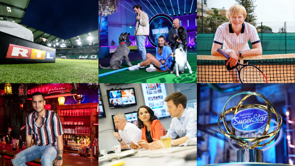 Positive Unterhaltung für die ganze Familie, Groß-Events und gesellschaftlich relevante Themen im Informationsbereich prägen die neuen Formate der kommenden RTL-Season.