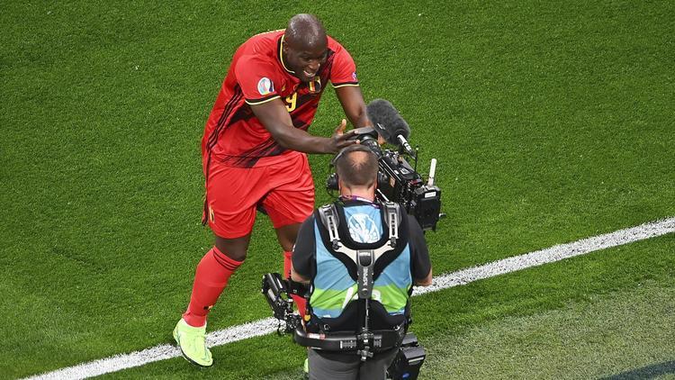 Belgien besiegt Russland - Lukaku trifft für Kumpel Eriksen