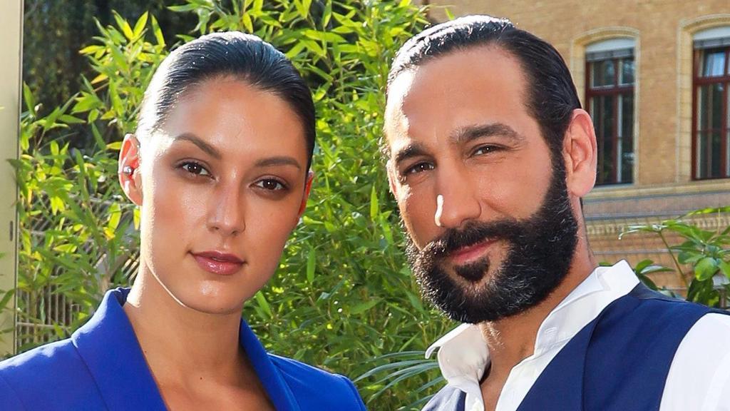 Rebecca Mir und Massimo Sinató sind im April 2021 zum ersten Mal Eltern geworden.