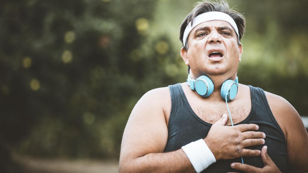 Auch Amateursportler sollten ihre Herzfunktionen in regelmäßigen Abständen chedken lassen.