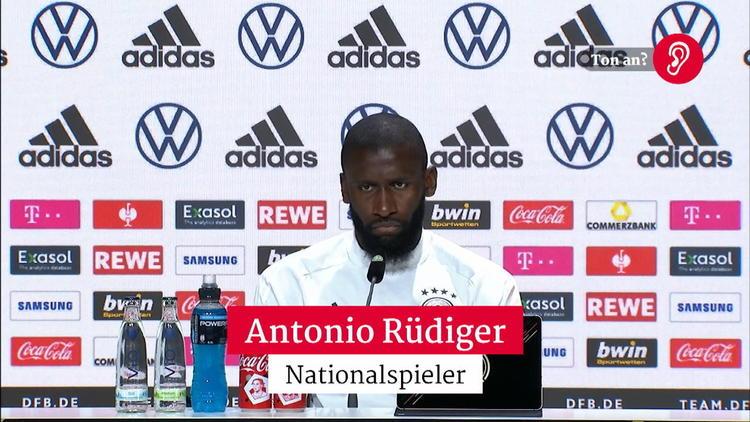 """Rüdiger-Rezept gegen Franzosen - """"Wir müssen eklig sein!"""""""