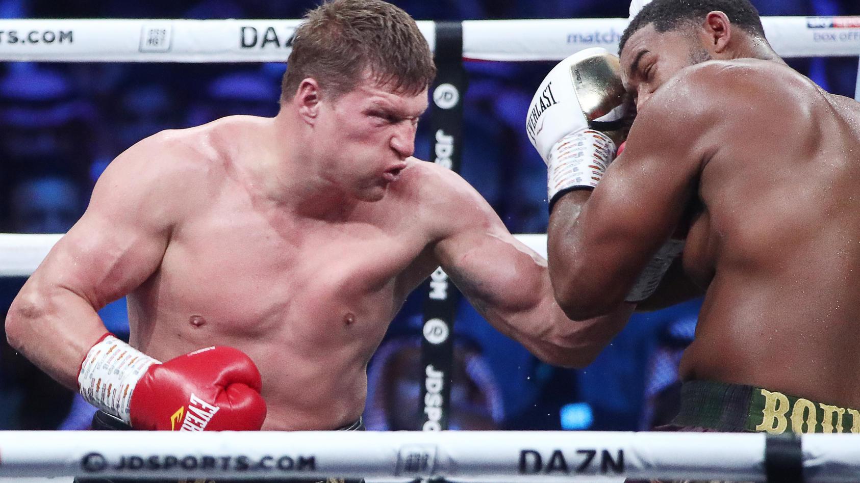 Alexander Povetkin beendet seine Box-Karriere