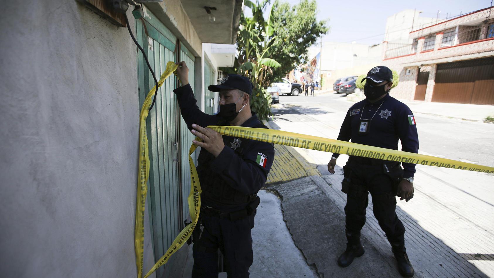 Ermittler in Mexiko sind einem mutmaßlichen Serienmörder auf die Spur gekommen.
