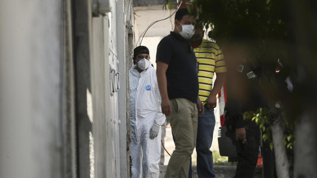 Polizei findet Leichenteile in Haus in Mexiko