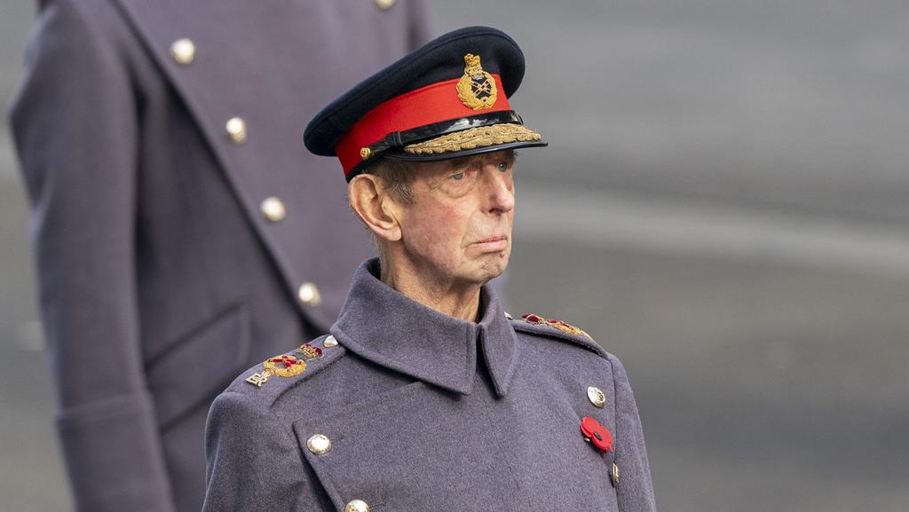 Prinz Edward, der Duke of Kent