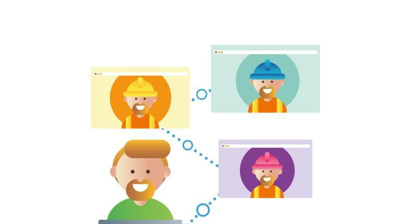 Je nachdem, wie genau die eigenen Job-Vorstellungen schon sind, sollte man unterschiedliche Arten von Plattformen nutzen. Foto: dpa-infografik GmbH/dpa-tmn