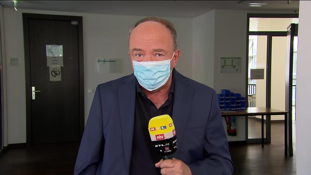 RTL-Reporter Ulrich Klose
