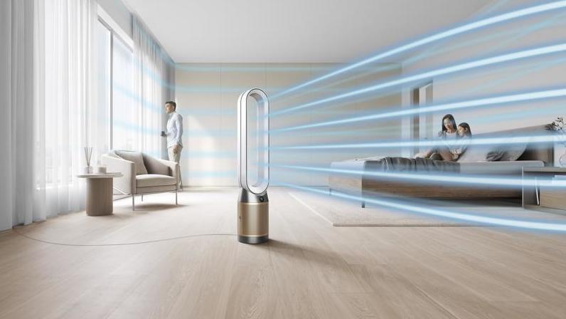 Luftreiniger oder Ventilator: Wann ist welches Dyson-Gerät nützlich?