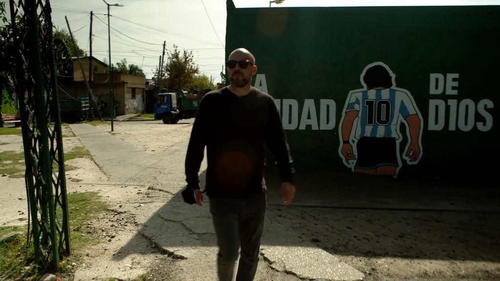 Felix Hutt in Argentinien