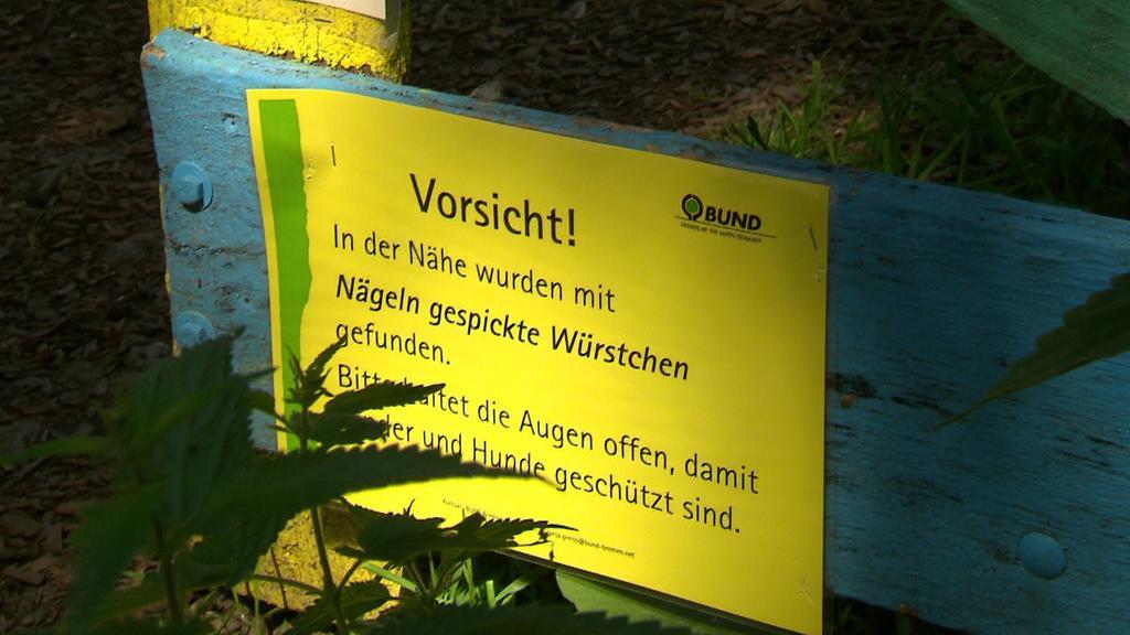 Warnschild Bremen